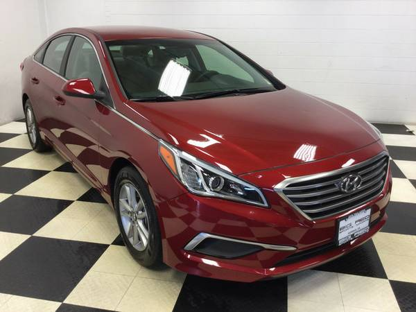 2016 HYUNDAI SONATA ONLY 11K MILE!GREAT CONDITION! LOADED!!