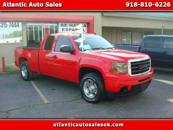 2009 *GMC* *Sierra* *1500* SLE1 Ext. Cab Std. Box 2WD -🏎 TEXT