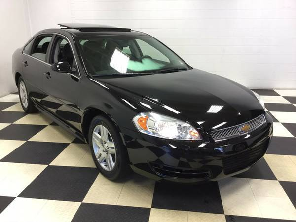 2015 CHEVROLET IMPALA LIMITED (FLEET ONLY) LOW MILES! LOW PRICE! CLEAN