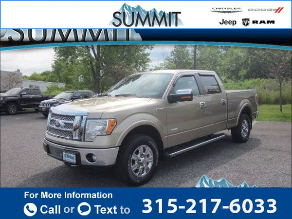 2012 *Ford* *F-150* 77k miles