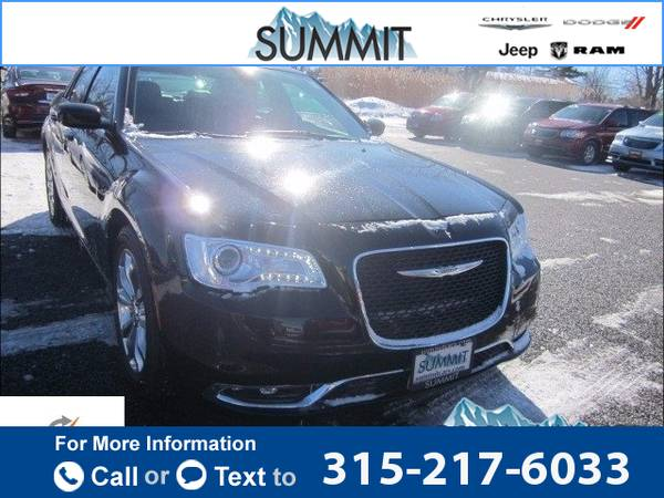 2015 *Chrysler* *300* *Limited* 19k miles