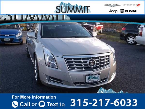 2013 *Cadillac* *XTS* *Luxury* *Collection* 38k miles