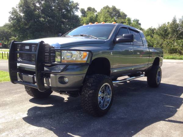 TRUCKS TRUCKS TRUCKS DIESELS GAS LIFTED WORK PLAY 4X4 TRUCKS !!!