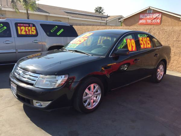 ((2009 FORD TAURUS SE)) AUTOMATIC MANAGER SPECIAL, CALL