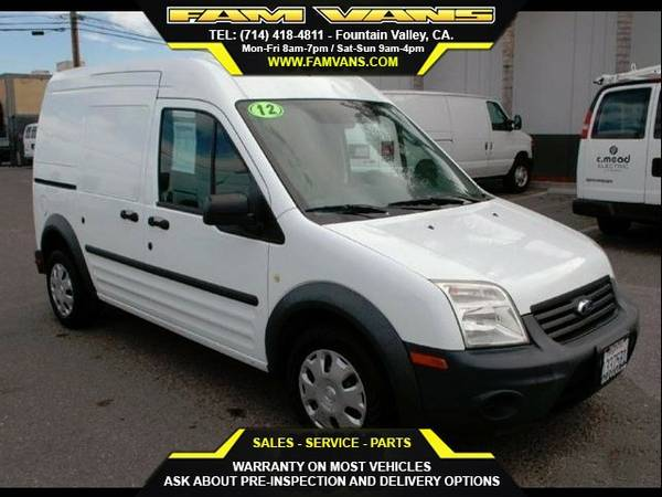 2012 Ford Transit Connect Mini Cargo Van