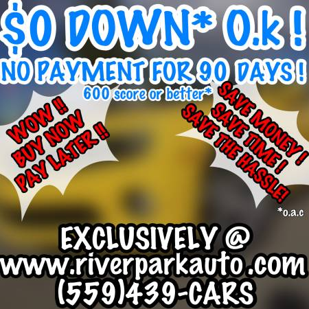 $$0 DOWN$ SHOP NOW!BIG SUMMER PROMOTION! BIG INVENTORY TO CHOOSE FROM!