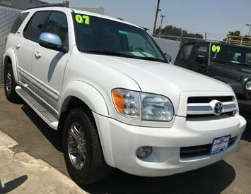 2007 Toyota Sequoia Limited @ Auto X Change