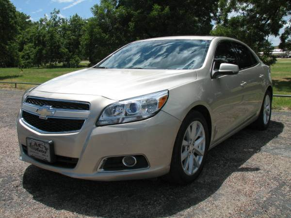 2013 Chevrolet Malibu LT - 1 Owner, Leather, Navigation, Warranty