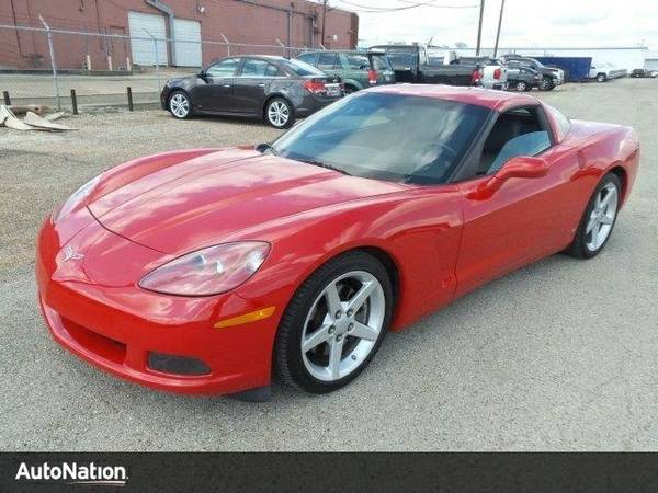 2006 Chevrolet Corvette SKU:65112231 Chevrolet Corvette Coupe