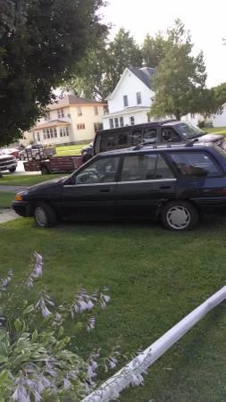 1993 ford escort sw