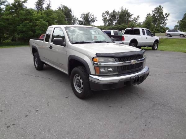 2005 Chevy Colorado LS Extra Cab 4x4