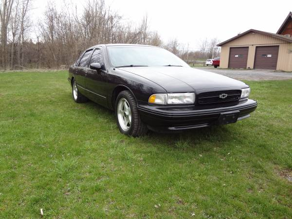 Very Rare 1994 (1) ) Owner 59000 Mile SS Impala