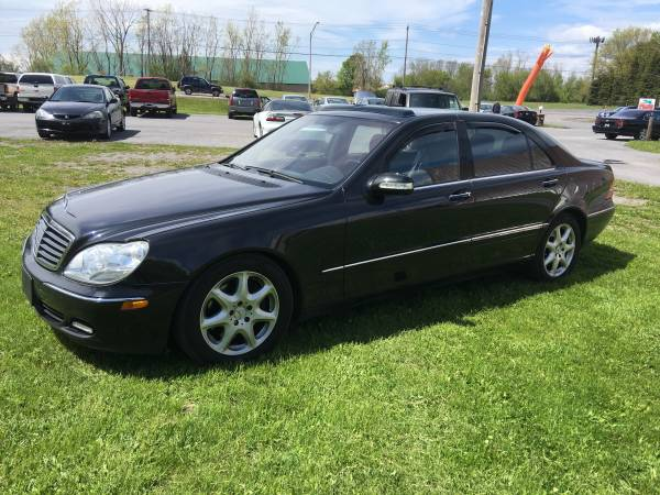 Gorgeous 2006 Mercedes S 500 4 Matic All Wheel A Must See Only