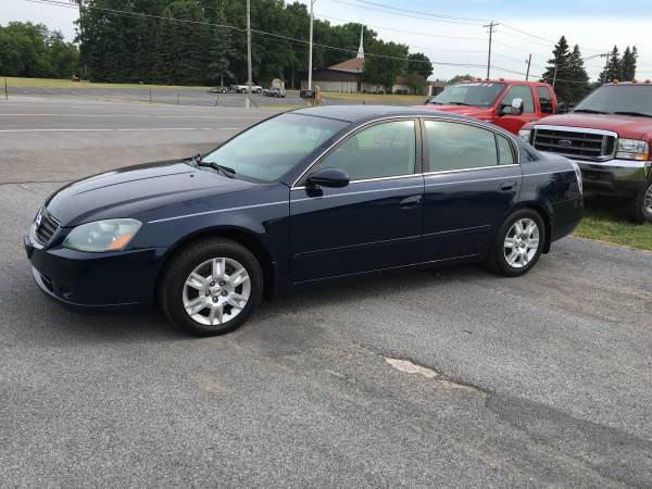 2006 Nissan Altima S Special Edition 57K Miles Loaded