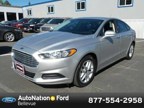 2013 Ford Fusion SE SKU:DR285932 Sedan