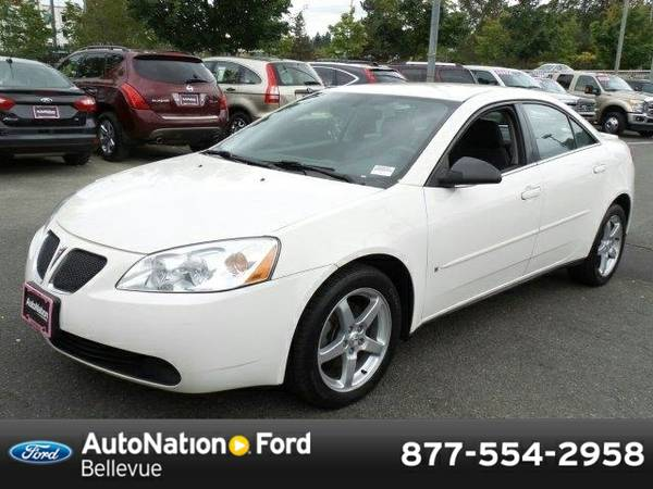 2007 Pontiac G6 SKU:74220703 Sedan
