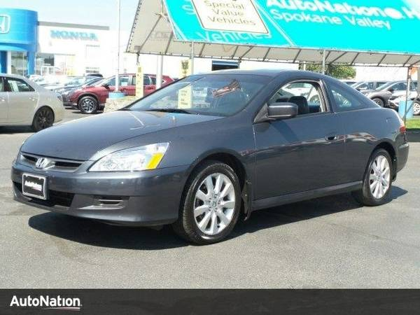 2007 Honda Accord EX-L SKU:7A001514 Honda Accord EX-L Coupe
