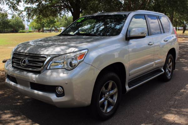 2012 LEXUS GX 460 PREMIUM! LOADED! ONE OWNER! 3RD ROW!