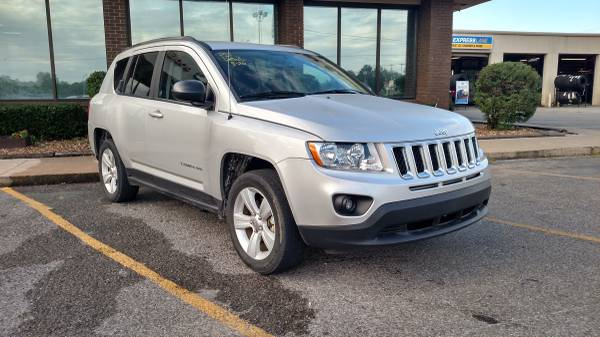 2013 JEEP COMPASS LATITUDE
