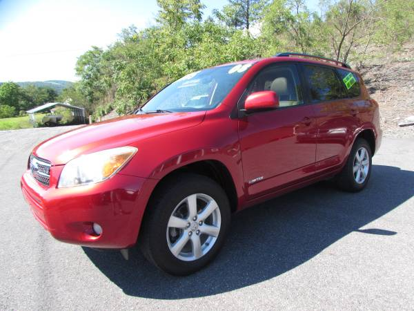 2008 TOYOTA RAV 4 AWD LIMITED EXL COND LOADED (ALL CREDIT OK)