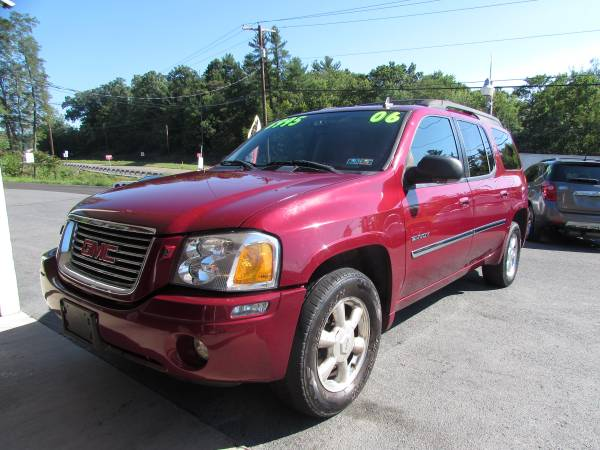 2006 GMC ENVOY EXT AWD LOADED 3RD ROW (ALL CREDIT OK)
