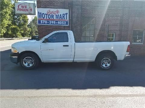 2011 Dodge Ram 1500 (White)