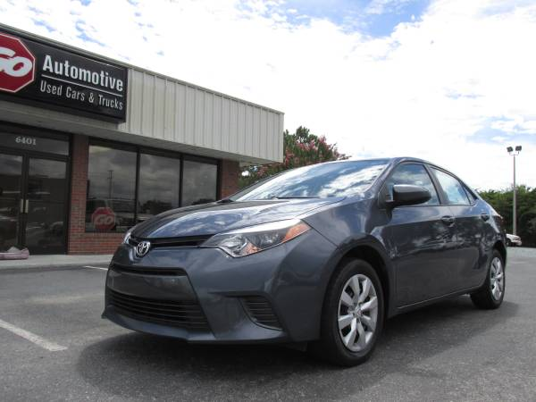 2015 Toyota Corolla LE **2 to choose from**