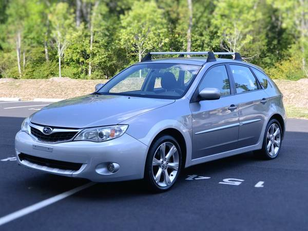🚗 2008 *Subaru* *Impreza* *Outback* Sport AWD Manual Limited...