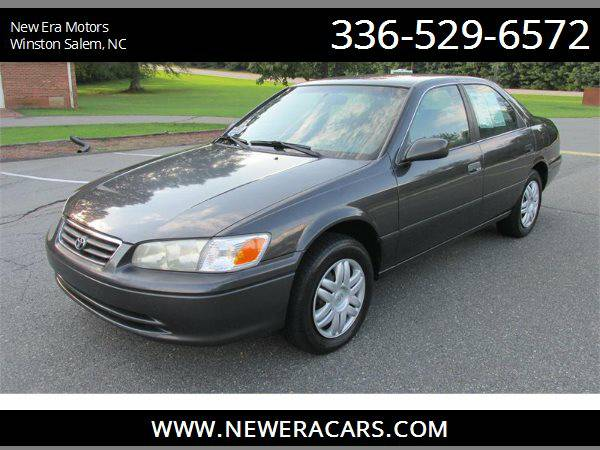 2000 TOYOTA CAMRY CE Cheap! Nice!, Gray