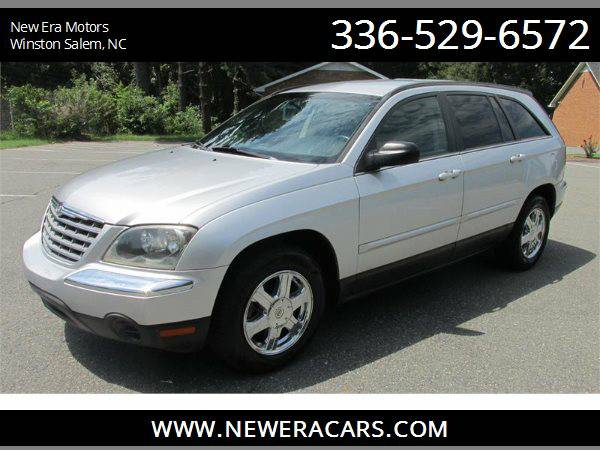 2005 CHRYSLER PACIFICA TOURING 3rd Row!, Silver