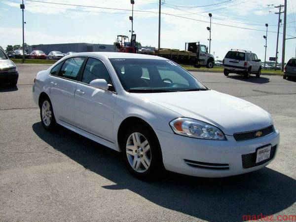 2012 Chevrolet Impala LT!! Several to choose from! Low Monthly Payment