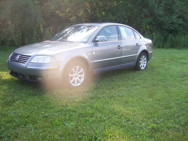 2004 VW PASSAT FULL POWER LEATHER SUNROOF ETC