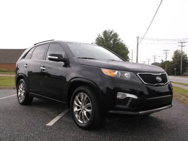 BOY!! DO WE HAVE THE CAR FOR YOU!! 2012 KIA SORENTO!!!APPLY NOW!!