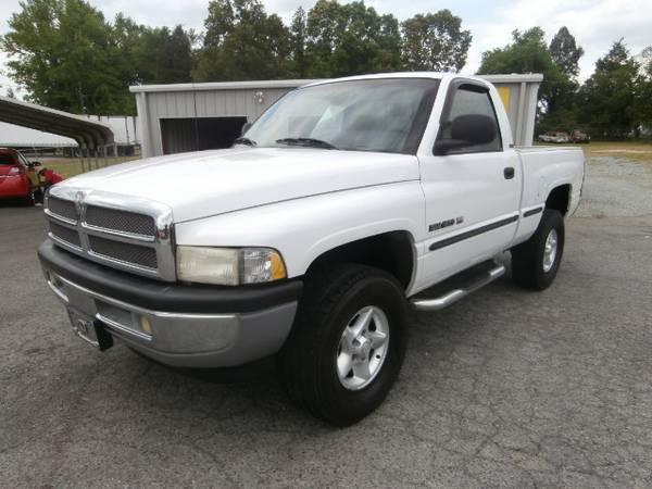 1999 Dodge Ram 1500 4X4 **Only 163K Miles**
