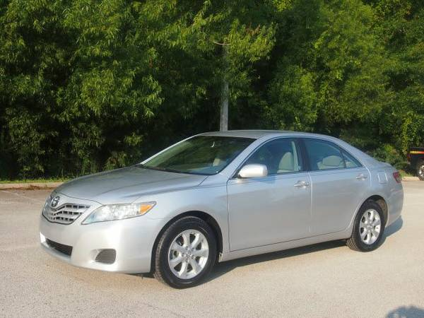 2012 TOYOTA CAMRY LOW AS 199 DOWN BAD CREDIT NO CREDIT WE SAY YES CALL