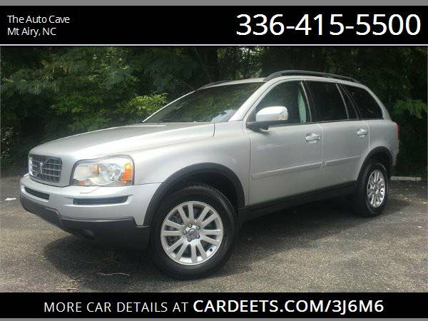 2008 VOLVO XC90 3.2 FWD, Silver