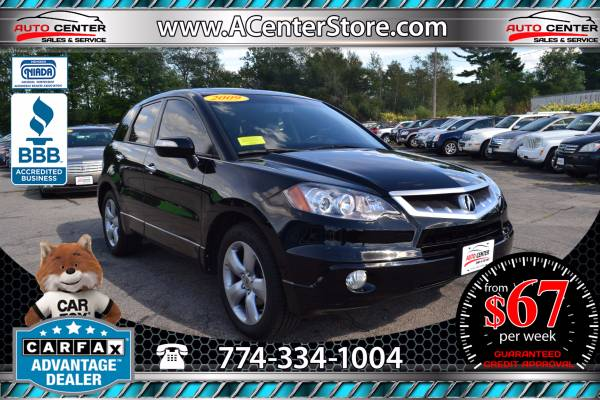 ☛ 2009 ACURA RDX★BEST DEAL★ mdx rsx