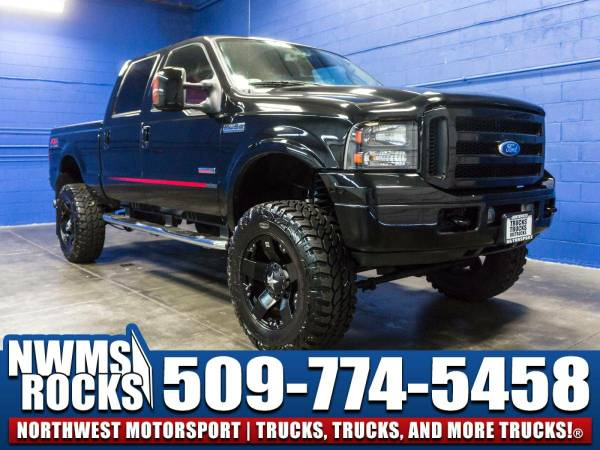 Lifted 2007 *Ford F250* Lariat Outlaw 4x4 -
