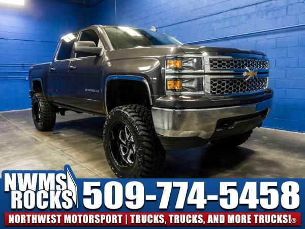 Lifted 2015 *Chevrolet Silverado* 1500 LT 4x4 -