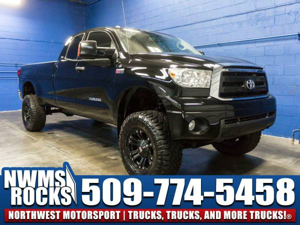 Lifted 2011 *Toyota Tundra* SR5 4x4 -