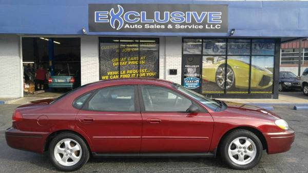 2004 Ford Taurus SES *88K LOW MILES!*Runs Well*NEW PA Inspection*