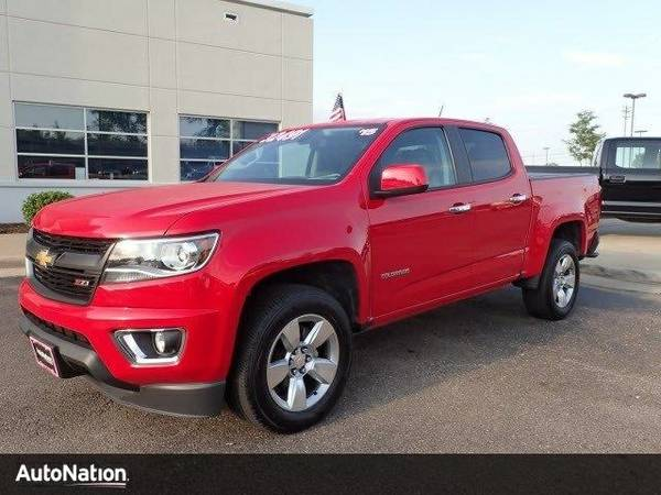 2015 Chevrolet Colorado 4WD Z71 SKU:F1127631 Crew Cab