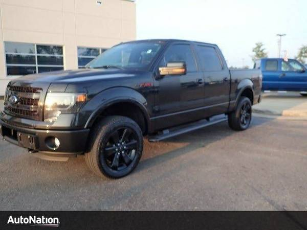 2013 Ford F-150 FX4 SKU:DFA66277 SuperCrew Cab