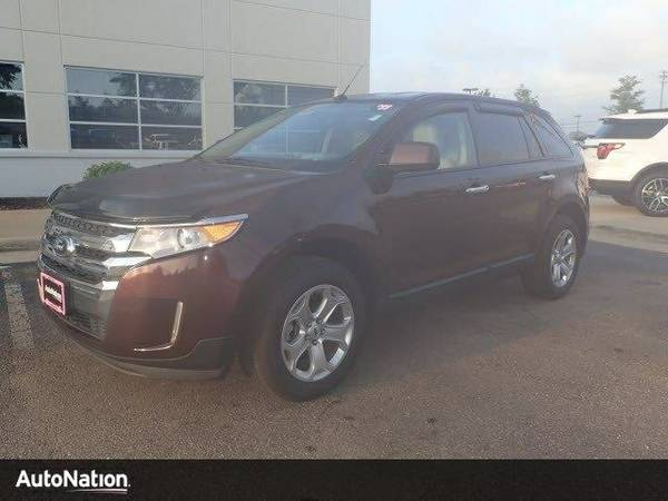 2011 Ford Edge SEL SKU:BBA84826 SUV
