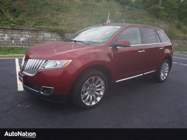 2014 Lincoln MKX SKU:EBL09457 Lincoln MKX SUV