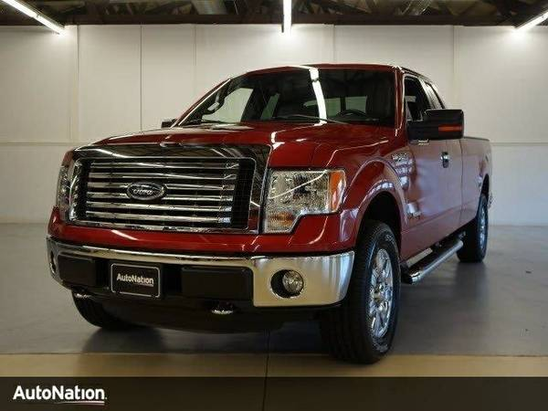 2012 Ford F-150 XLT SKU:CKE17344 Super Cab