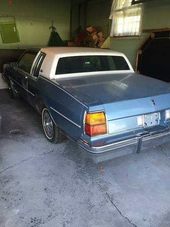 1985 Oldsmobile Delta Royal Coupe