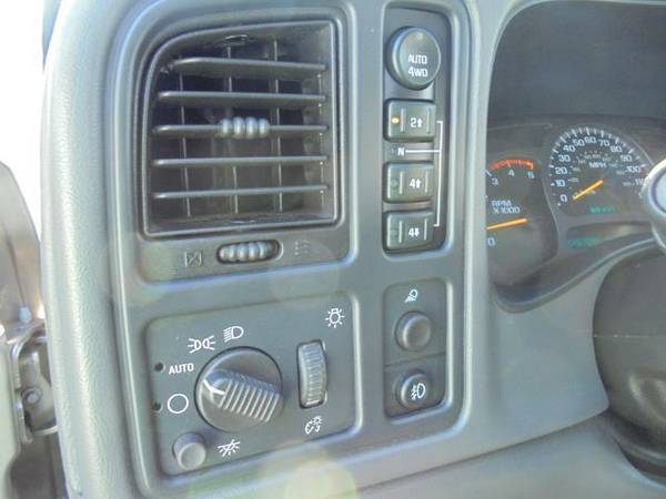 USED 2003 CHEVROLET AVALANCHE REPOS BANKRUPTCY OK MONTHLY=