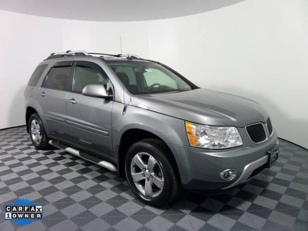 2006 *Pontiac Torrent* Base - Pontiac Stone Gray Metallic