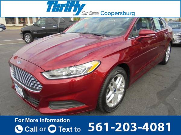 2014 *Ford* *Fusion* *SE* 38k miles